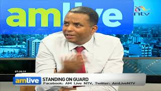 We need peace in the horn of Africa - Ahmed Hashi