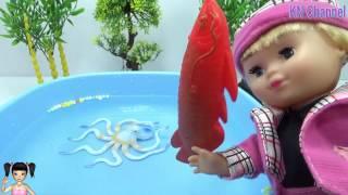 BabyBus - Tiki Mimi và Trò Chơi Búp bê câu cá ngày hè