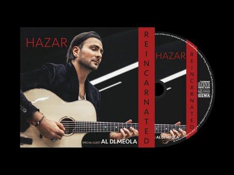 HAZAR - Reincarnated Preview (ALBUM OUT NOW) online metal music video by HAZAR (ULAŞ HAZAR)