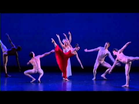 "MARTHA GRAHAM DANCE COMPANY (Liceu 2010-11) ""Diversion of Angels"""