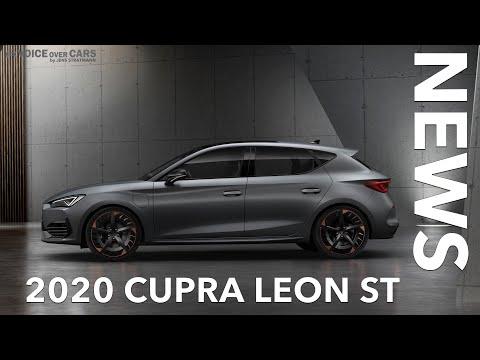 2020 CUPRA LEON ST Weltpremiere Leistung Fakten Daten Abmessungen Voice over Cars Auto News