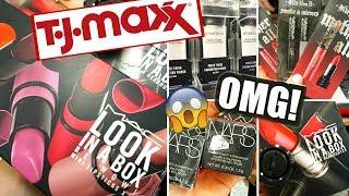 I Hit the Real JACKPOT at TJ MAXX!! MAC, NARS, KVD & MORE!