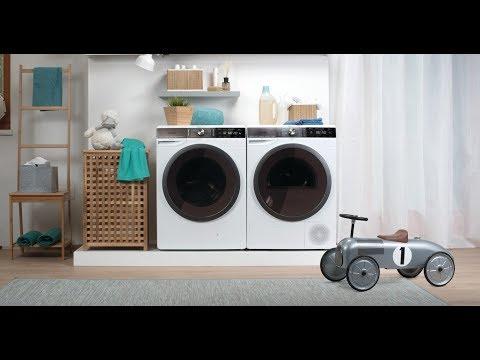 Новые стиральные машины Gorenje WaveActive. Уникальные преимущества.