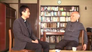 谷川俊太郎さんのちょっとしたインタビュー