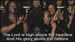 """High Praise"" Judith McAllister & Women's Day Choir"