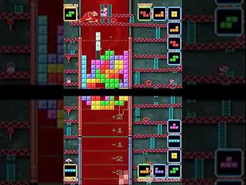 Видео № 0 из игры Tetris (Б/У) [DS]