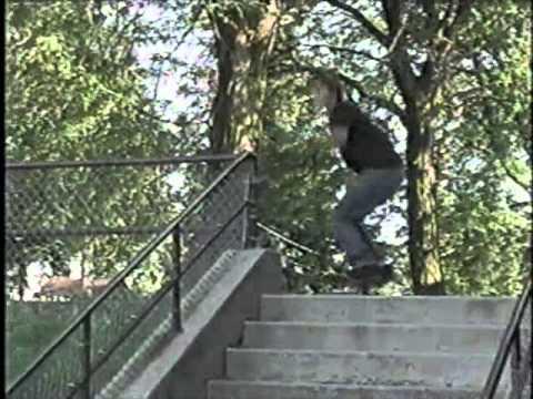 Josh Harmony Toy Machine Sponsor Me Video (2001)