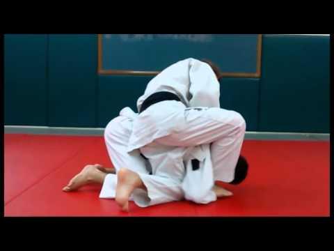Ashi Gatame - Tutorial Judo