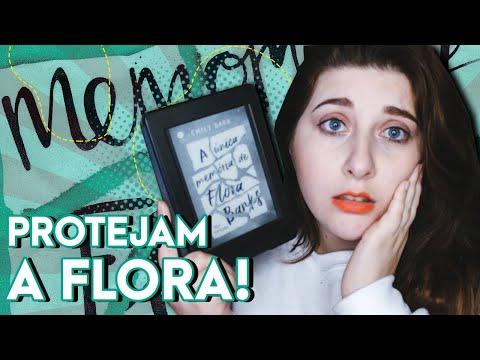 RESENHA - A  Única Memória de Flora Banks, Emily Barr
