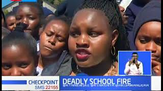 DEADLY SCHOOL FIRE: One student killed in dormitory fire, 71 injured, treated and discharged