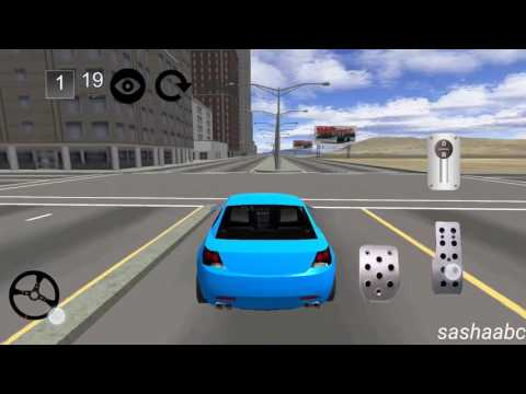 sports car simulator обзор игры андроид game rewiew android