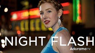 Natural Flash at Night and Sync Speed: Ask David Bergman