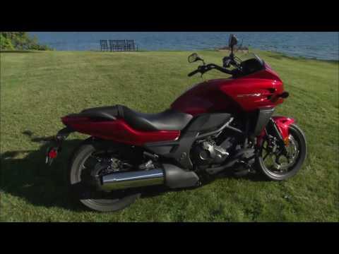 Honda CTX700 Motorcycle Experience Road Test