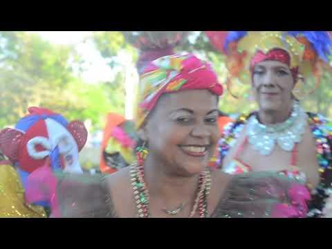 Los disfraces del Carnaval son pura creatividad