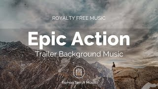 Trailer Epic Action (Royalty Free/Music Licensing)
