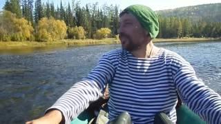 Сплав и рыбалка по реке ханда