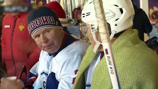 Путин, такой хоккей нам не нужен!