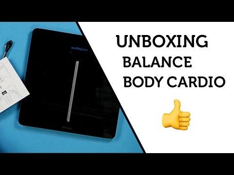 Unboxing/Déballage: La balance body cardio de Withings
