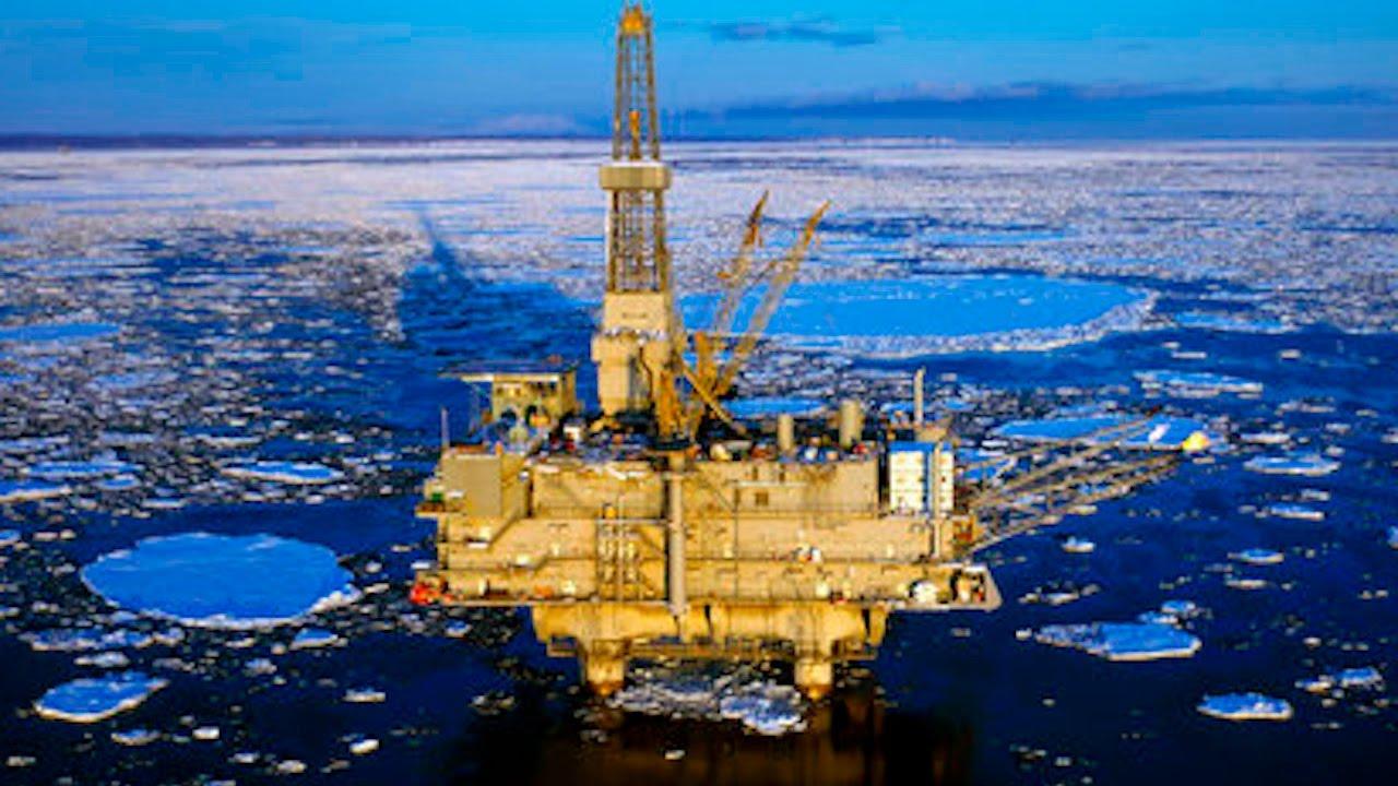 Obama Blocks Arctic And Atlantic Drilling. Will It Stick? thumbnail