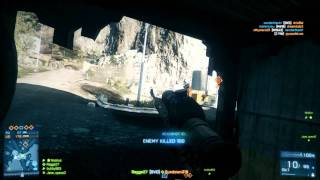 Battlefield 3- Faced down April divine