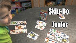 Skip-Bo Junior (Mattel) ab 5 Jahre Teil 341 .... und wieder ein Zuschauerwunsch