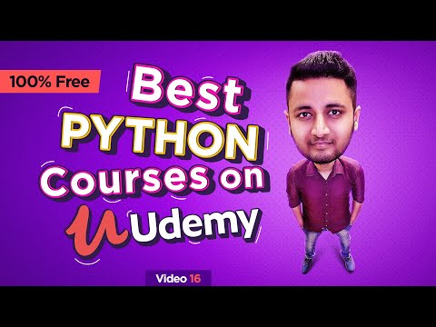 Top 3 Free Python Courses on Udemy| Online Courses Free With ...