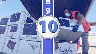 10 actions emblématiques de l'UE dans sa lutte contre le Coronavirus