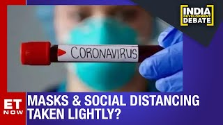 India Pips Brazil In Total COVID Cases Masks | India Development Debate - Download this Video in MP3, M4A, WEBM, MP4, 3GP