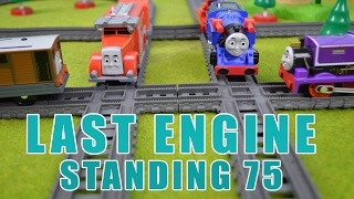 THOMAS AND FRIENDS Last ENGINE Standing 75: Thomas The Tank Engine