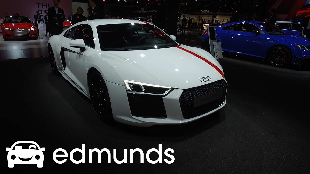 2018 Audi R8 Convertible Pricing Features Ratings And Reviews