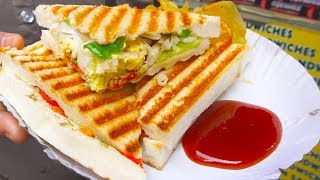Kolkata Street Food Tour- Street Sandwich