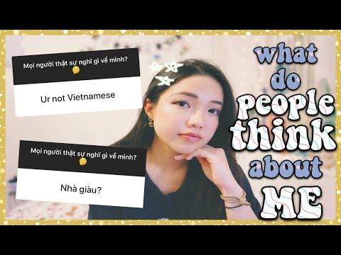 😂 ĐỂ XEM THỬ MỌI NGƯỜI THẬT SỰ NGHĨ GÌ VỀ TUI NHỈ? 🤔 Reading Assumptions About Me 🤧| Diane Le