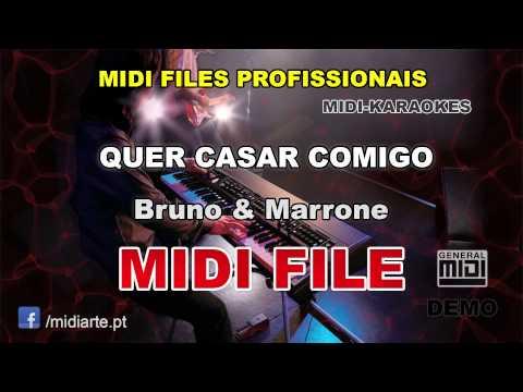 QUER CASAR BRUNO E MARRONE BAIXAR COMIGO DO MUSICA