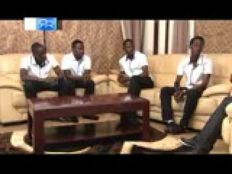 THE CAPE BROTHERS' INTERVIEW- URBAN TV