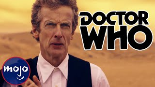 Top 10 Badass Doctor Who Moments