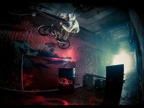Stranger Things Inspired BMX Ride