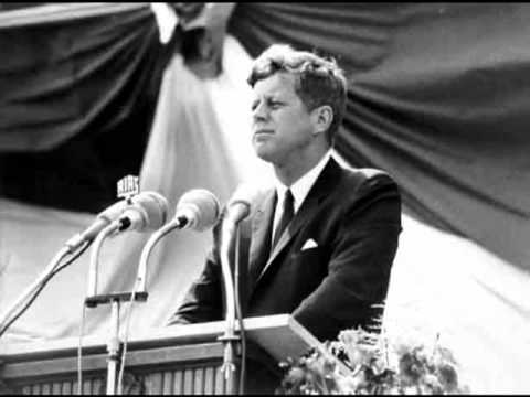 President John F. Kennedy Speech on Secret Society
