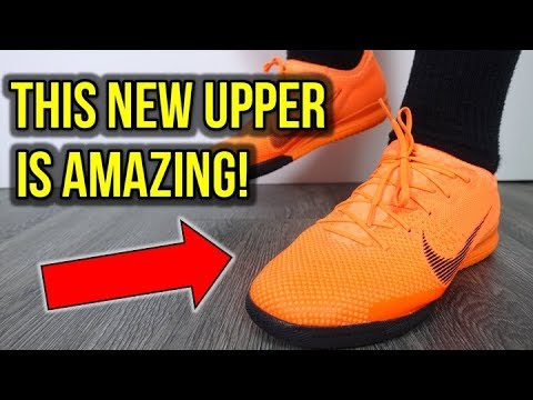 THE BEST INDOORS FOR $100? - Nike Mercurial X Vapor 12 Pro Indoor - Review + On Feet