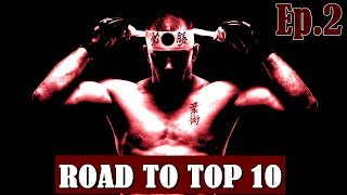 Road To Top 10 In EA UFC 3 - Episode 2!