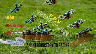 DRONE RACING - An Introductory to Racing - Should I Build A Racing Quad!