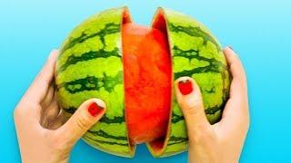 25 حيلة ممتعة وذكية للفاكهة