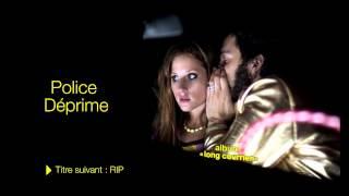 BB BRUNES - Police Déprime (avec paroles) [Audio Officiel]