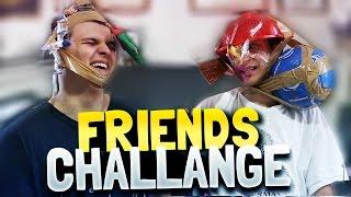 FRIENDS CHALLENGE EPICA CON ANIMA !