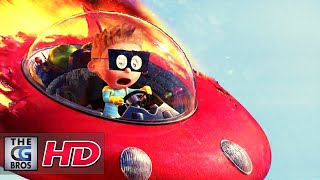 """A Sci-Fi Short Film: """"Spaceman Spiff"""" - by Joseph Conover 