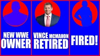 New Owner Of WWE! Vince Mcmahon Retired! Hideo Itami Fired!