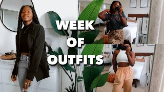 COLLEGE WEEK OF OUTFITS: What I Actually Wear In College