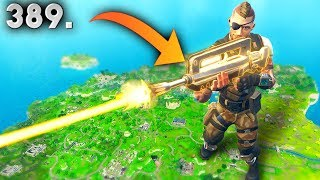 CRAZY NEW WEAPON..!! Fortnite Daily Best Moments Ep.389 (Fortnite Battle Royale Funny Moments)