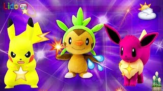 [New] Surprise Eggs Pokemon Go | Eggs Surprise of Pokemon | LIDO TV Egg Surprise Toys