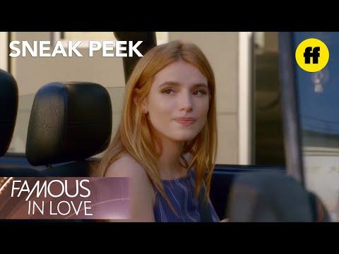 Famous in Love | Season 1, Episode 2 Sneak Peek: Paige Has Trouble at Studio Gate | Freeform