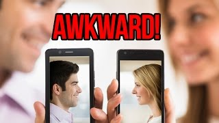 10 Awkward Things About Online Dating